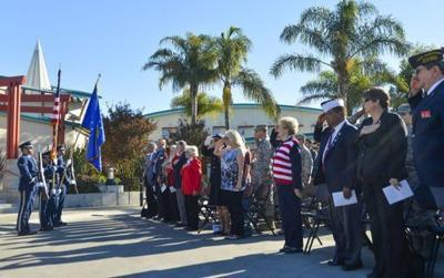 Freedom Monument Veterans Memorial