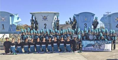 Pioneer Valley High wins first place in Pismo Beach Clam Festival Parade