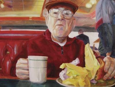 'I Can See Your Tag: Portraits' exhibit on display through Feb. 10 at the Betteravia Government Center