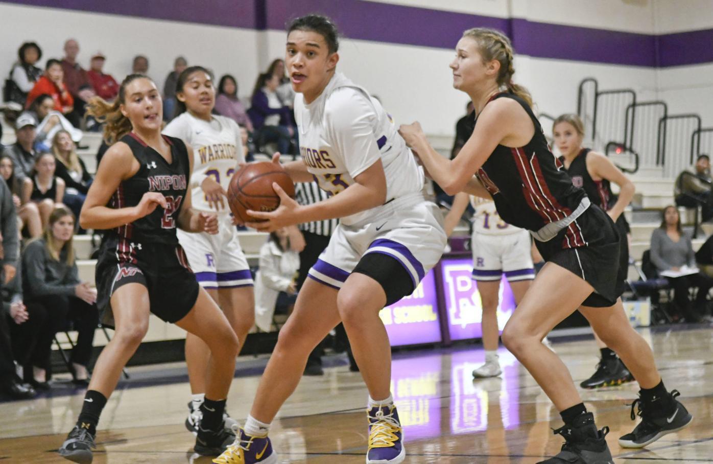 Girls basketball All-League: Malia Cabigon named Mountain League MVP, Giselle Calderon takes Ocean League honor