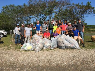 Volunteer group, Santa Ynez Valley Clean Team goes dark