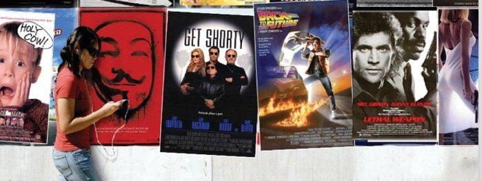 Jeffrey Bacon Movie Posters