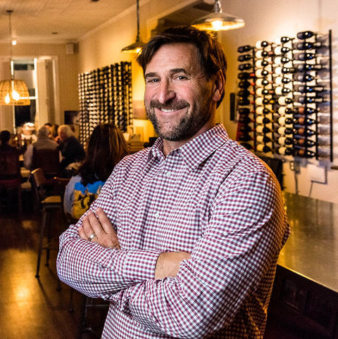 Lumen owner and co-winemaker Will Henry