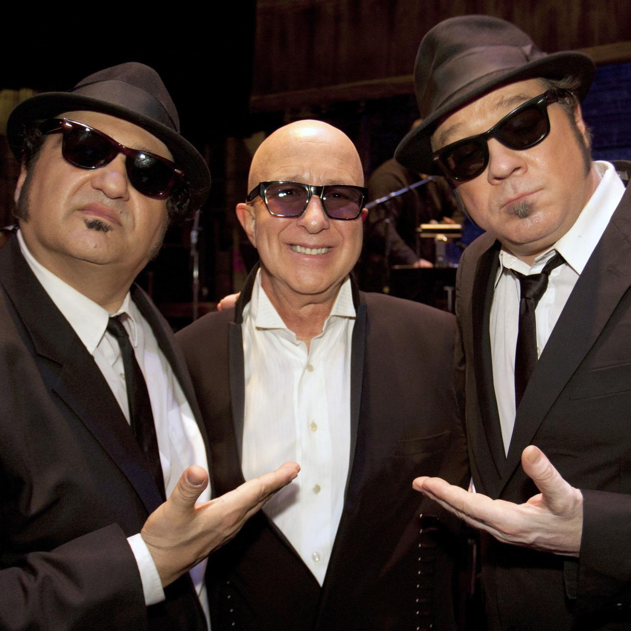 The Official Blues Brothers Revue, Friday, March 22, 7:30