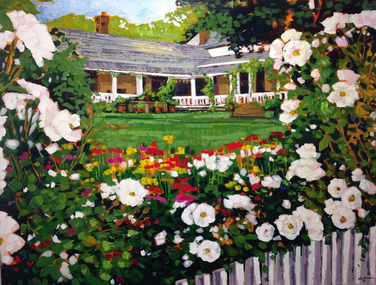 """Casa San Julian"" by Vicki Andersen"