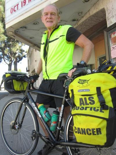 Fundraising one bicycle ride at a time | Local News