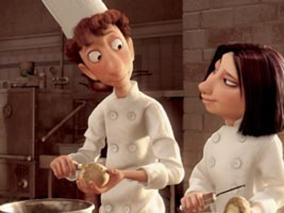 Movie Review Perfection In The Kitchen In Ratatouille Entertainment Santamariatimes Com