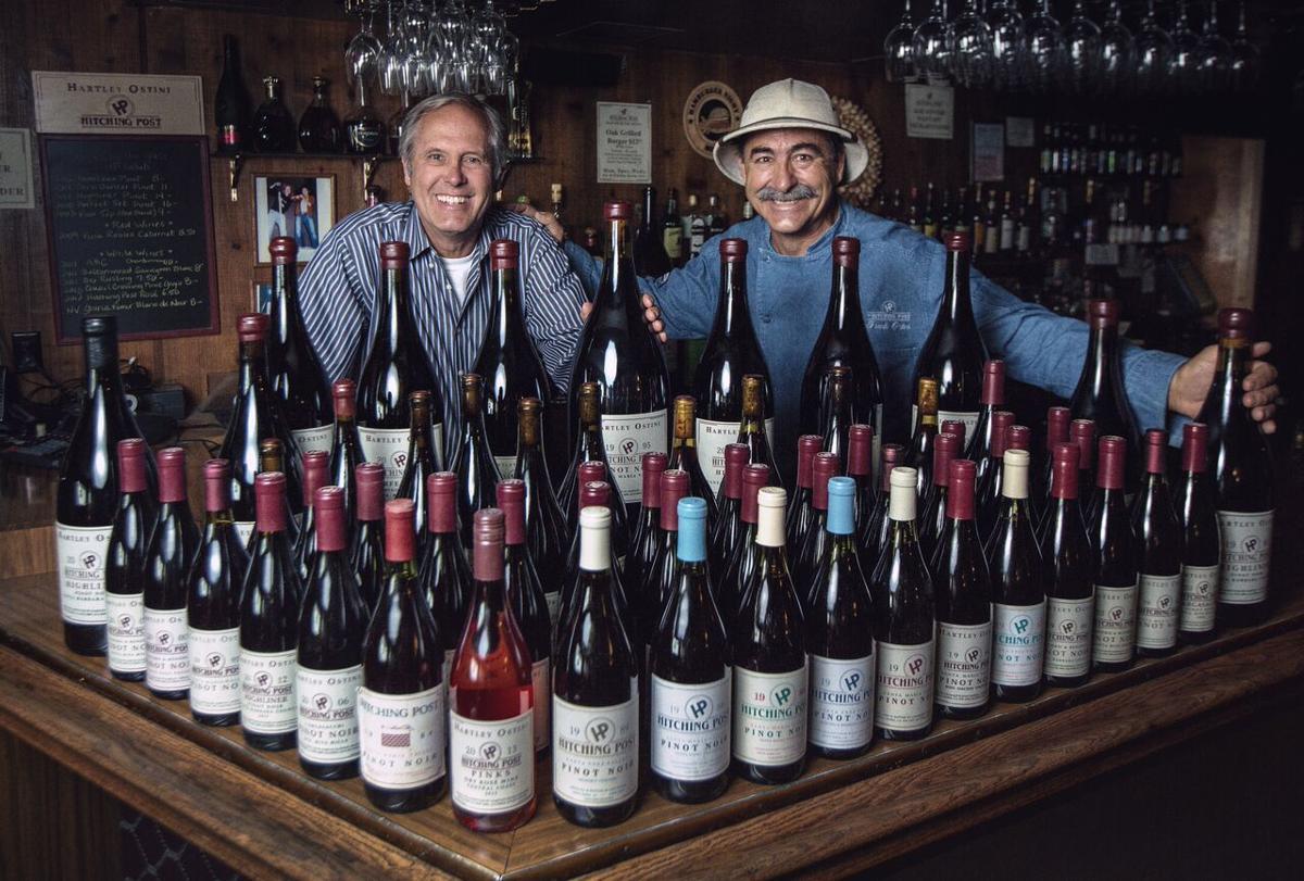 Hitching Post Wines horizontal