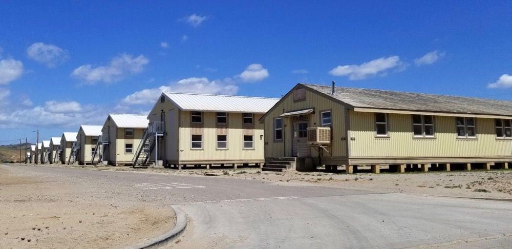 Camp Roberts Barracks