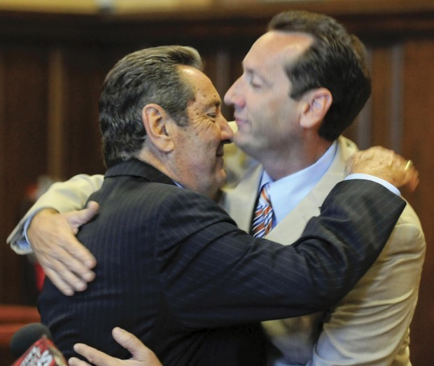 Mayor won't seek re-election; 2012 will be Lavagnino's last