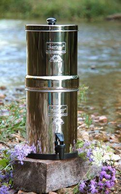 BigBerky Water Filter