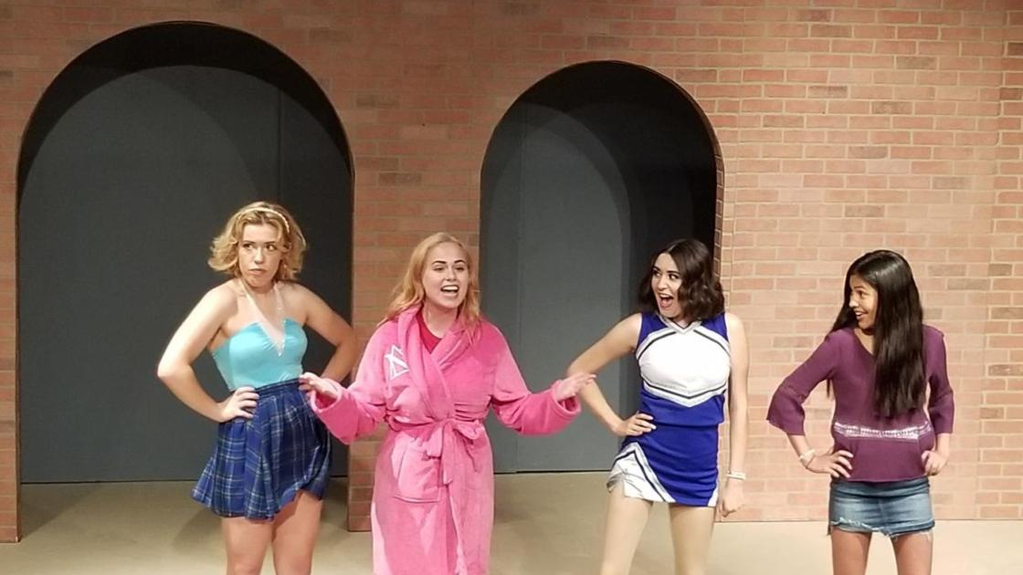 Santa Maria Civic Theatre's 'Legally Blonde' is, like, a fun, light summer  musical   Arts and Theatre   santamariatimes.com