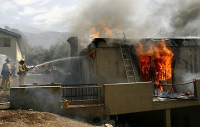 Jesusita Fire charges made