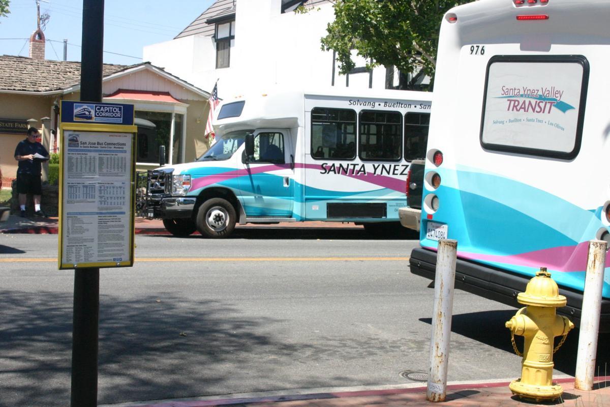 Ridership up 12 percent on Santa Ynez Valley Transit routes