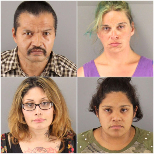 Vehicle Service Department Letter >> Five arrested in Santa Maria narcotics bust | Crime and ...