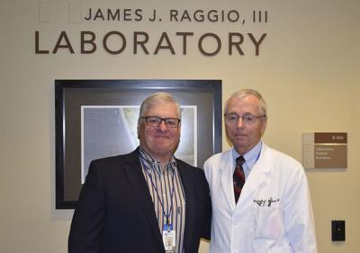 James J. Raggio III Laboratory