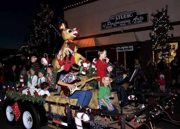 Arroyo Grande Christmas Parade 2019 Christmas parade season kicks off | Local News | santamariatimes.com