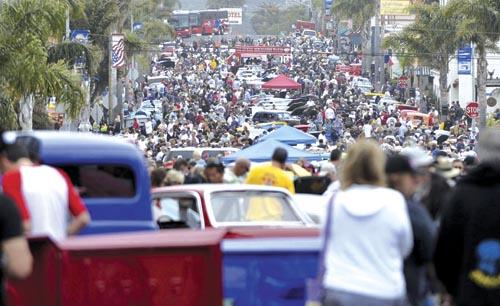 Pismo Streets To Close For Annual Car Show Local News - Classic car show pismo beach