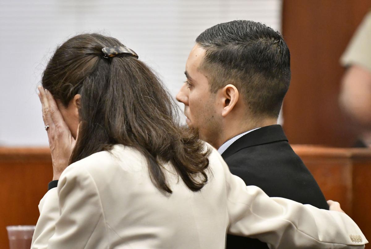 91517 Arturo Herrera guilty verdict