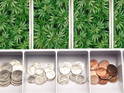 Cannabis cash