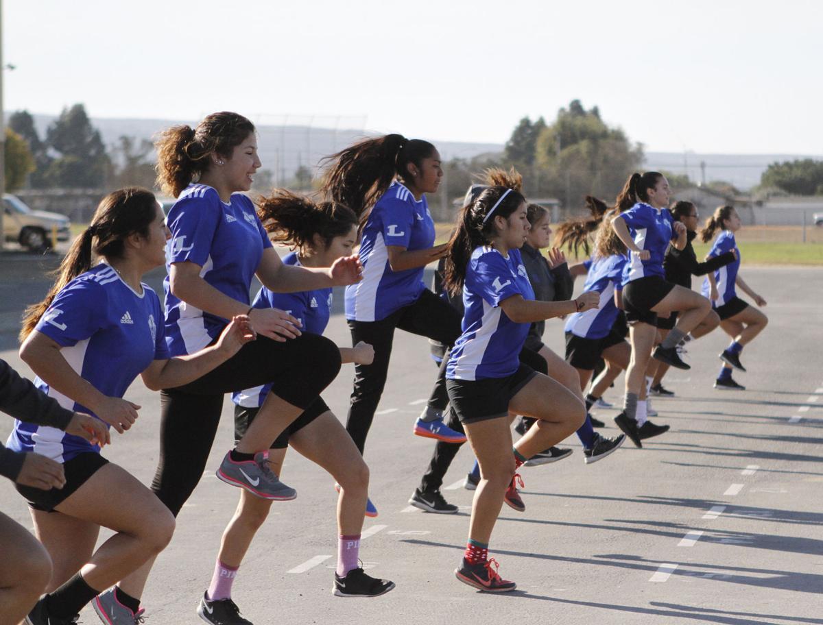 LHS girls soccer team.JPG