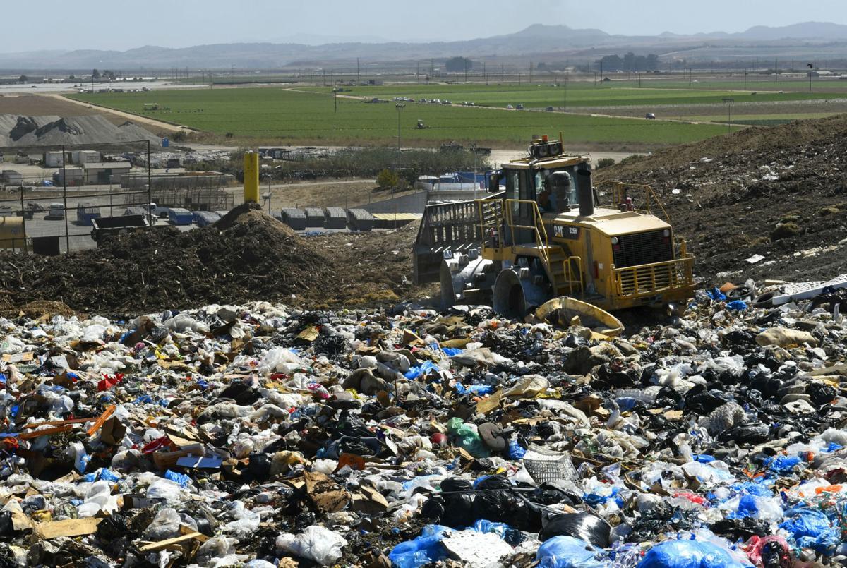 Santa Maria Seeks Engineering Firm To Design New Landfill As Existing Facility Nears Capacity Government And Politics Santamariatimes Com