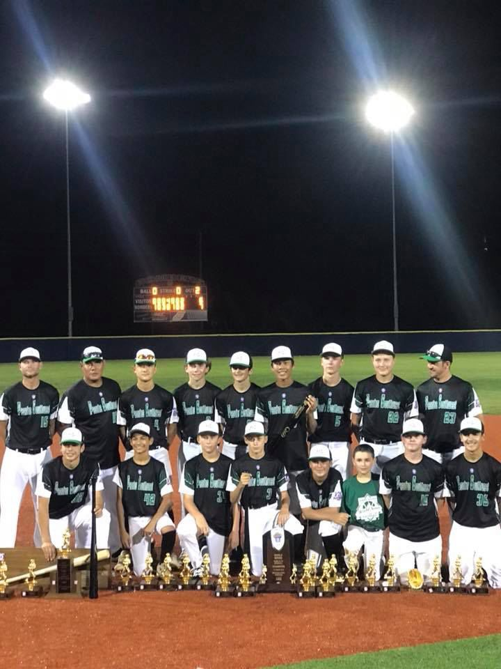 Five Cities comes from behind (again) in a wild one, wins 13U Babe