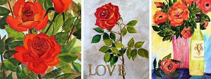Lemoine Roses
