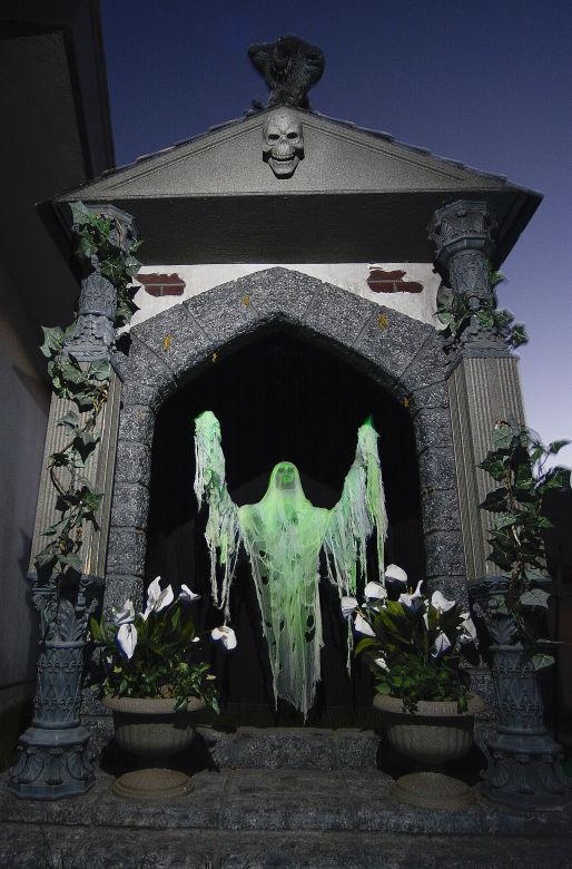 Doug Swain Halloween 2020 Orcutt couple's Halloween display keeps growing | Local News