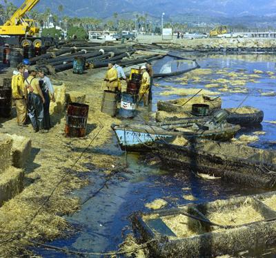 California Offshore Oil