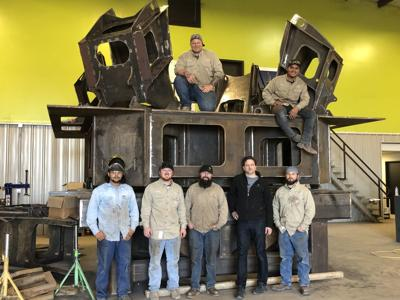 Firefly Aerospace welders