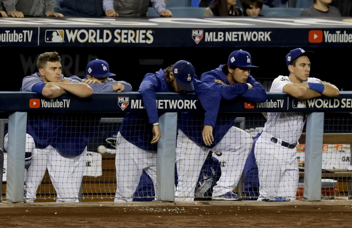 YE World Series Astros Dodgers Baseball