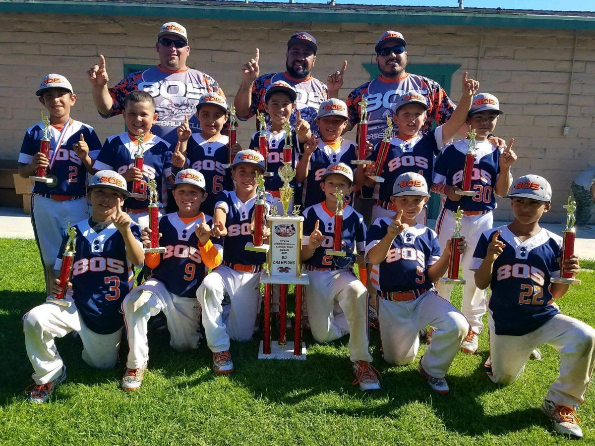 805 team wins Summer Slam tourney