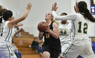 Cabrillo's Britney McCune and the injury that altered a season