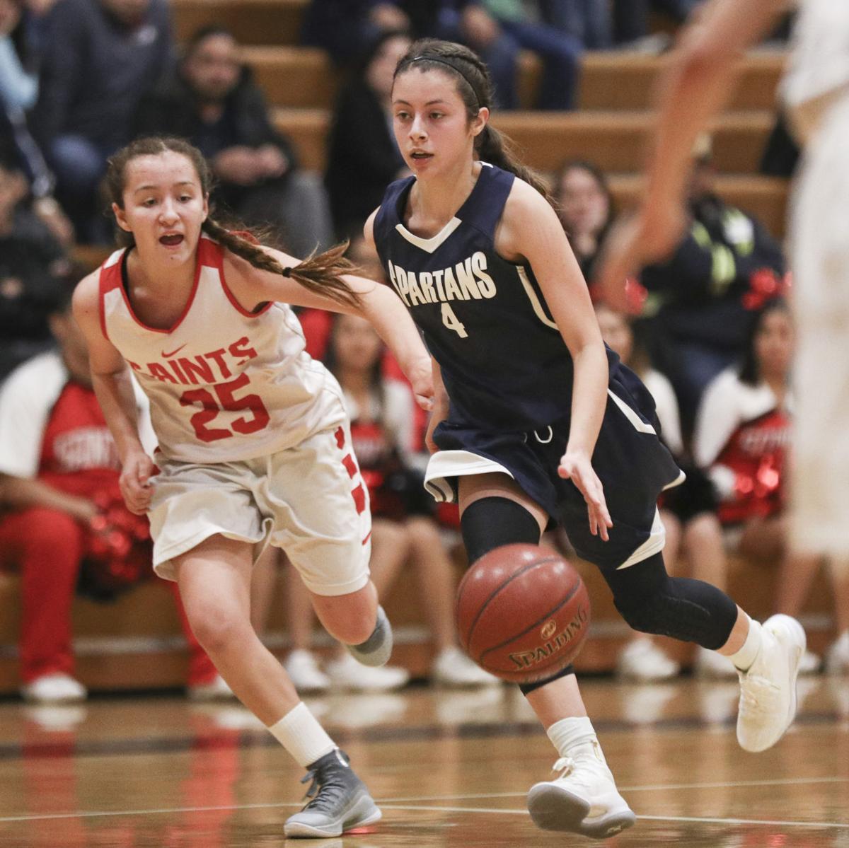 Santa Maria vs Orcut Academy Girls Basketball
