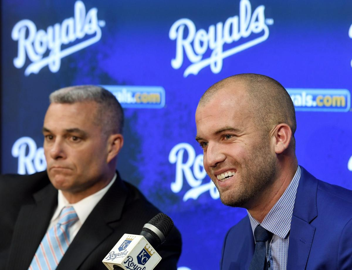 Danny Duffy all smiles at contract press conference