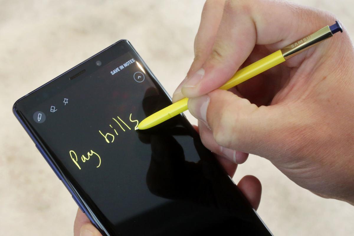 Samsung Galaxy Note 4 Bewertung