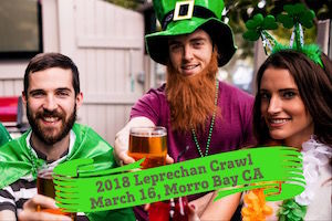 The Leprechaun Crawl