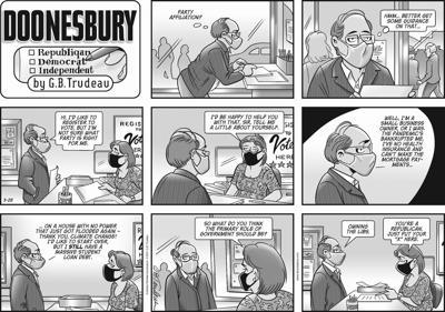 Sunday Doonesbury