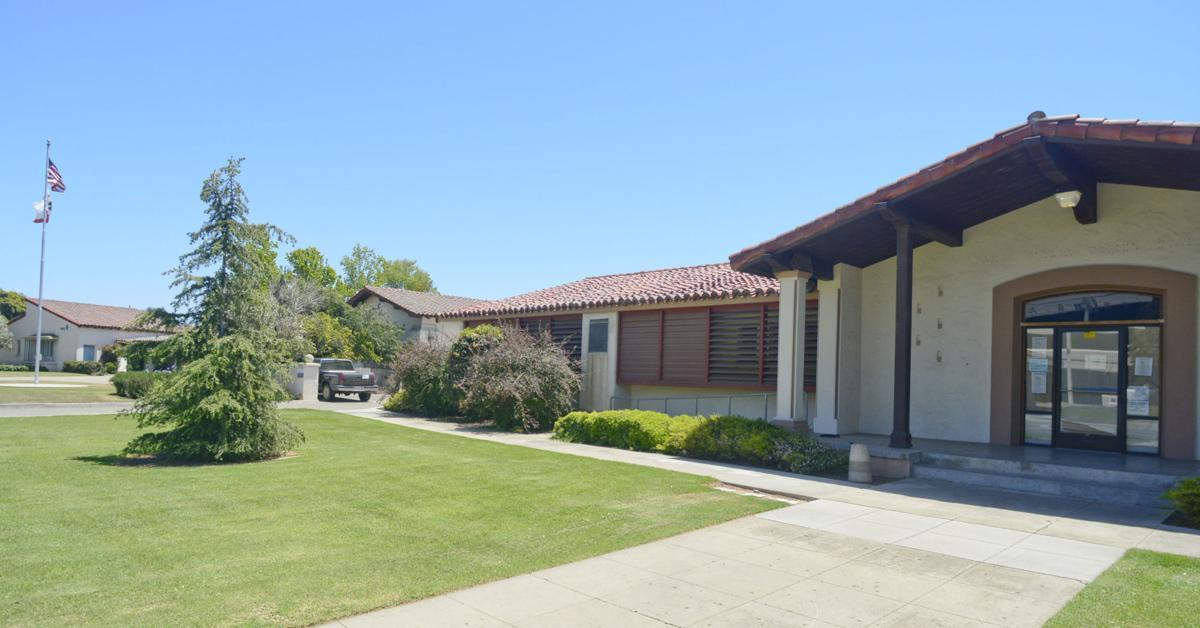 Old Santa Maria Police Department