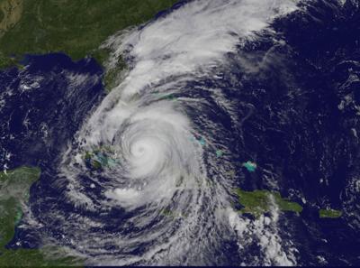 Hurricane Irma, September 2017