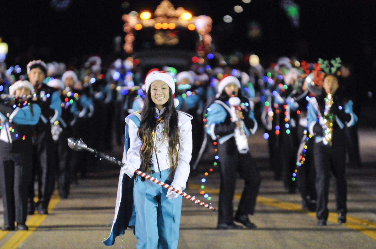 Derby Christmas Parade Route 2020 Santa Maria Christmas Parade of Lights winners announced | Local