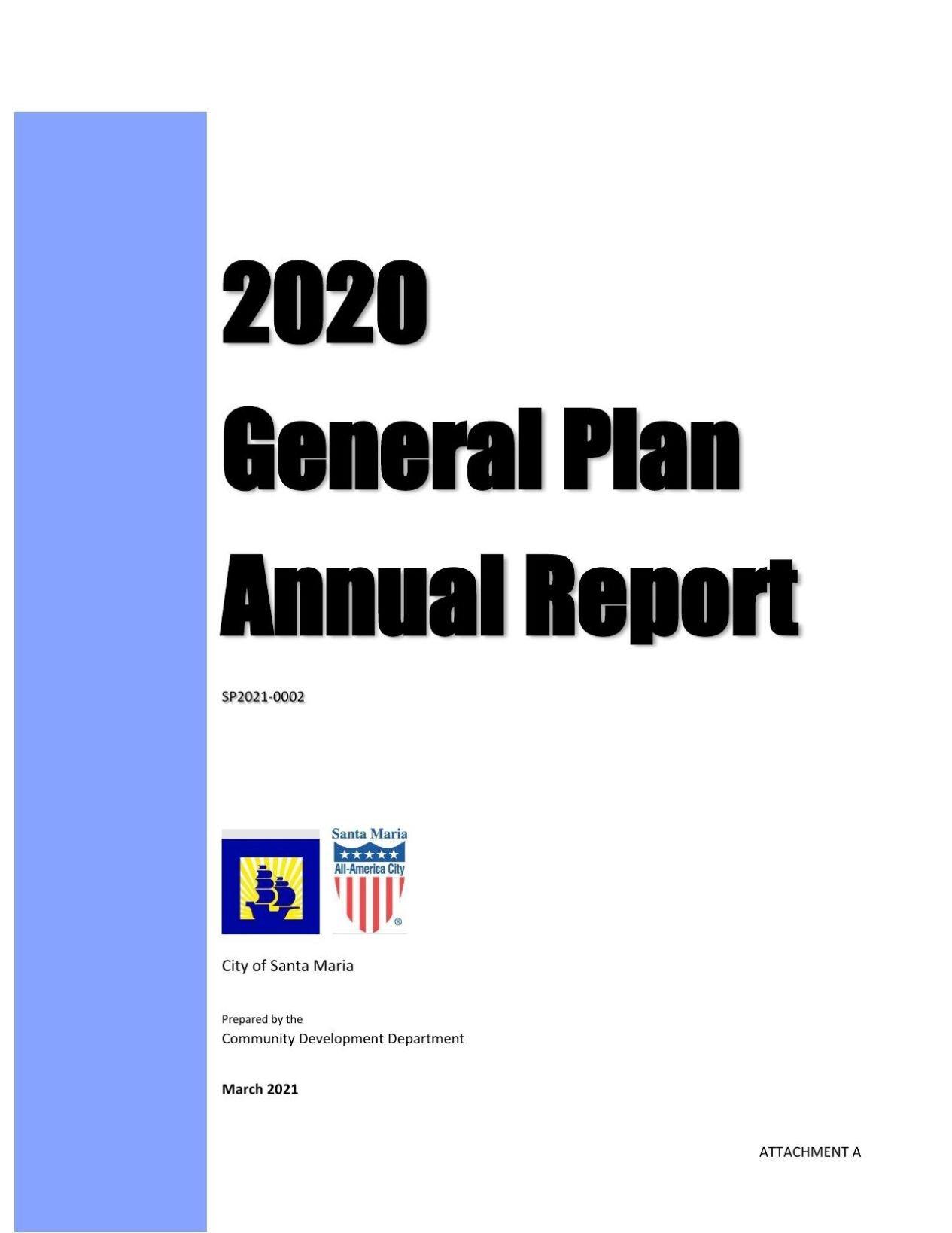 City of Santa Maria General Plan - 2020