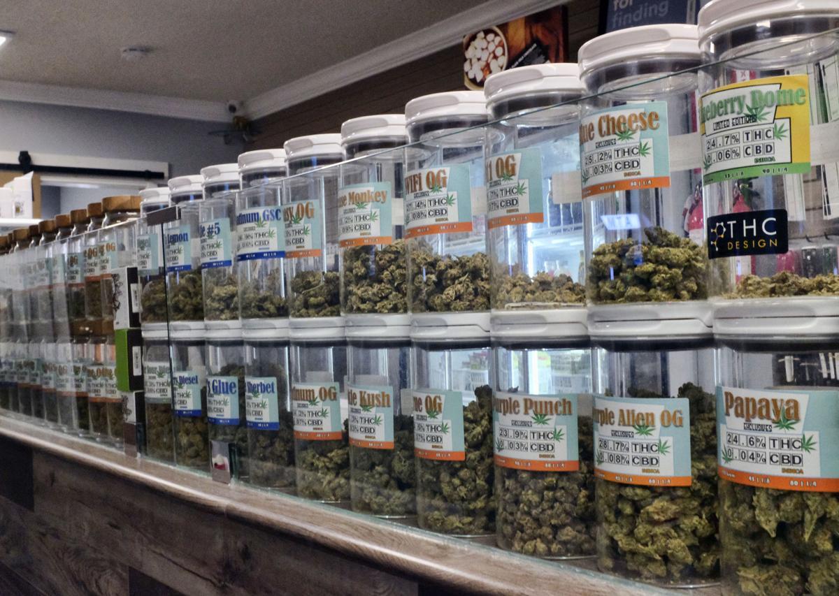 California Marijuana Los Angeles