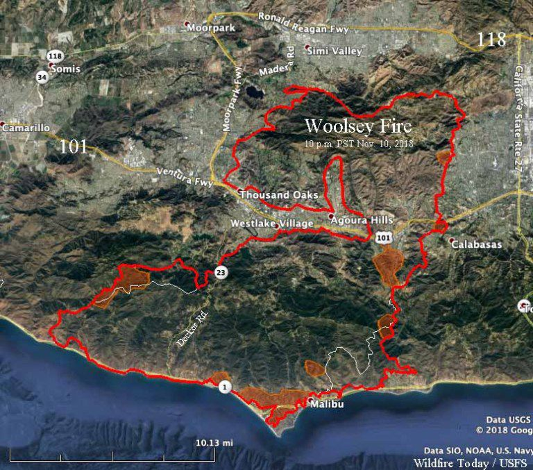 2019 a year to rebuild Family loses everything to Woolsey fire