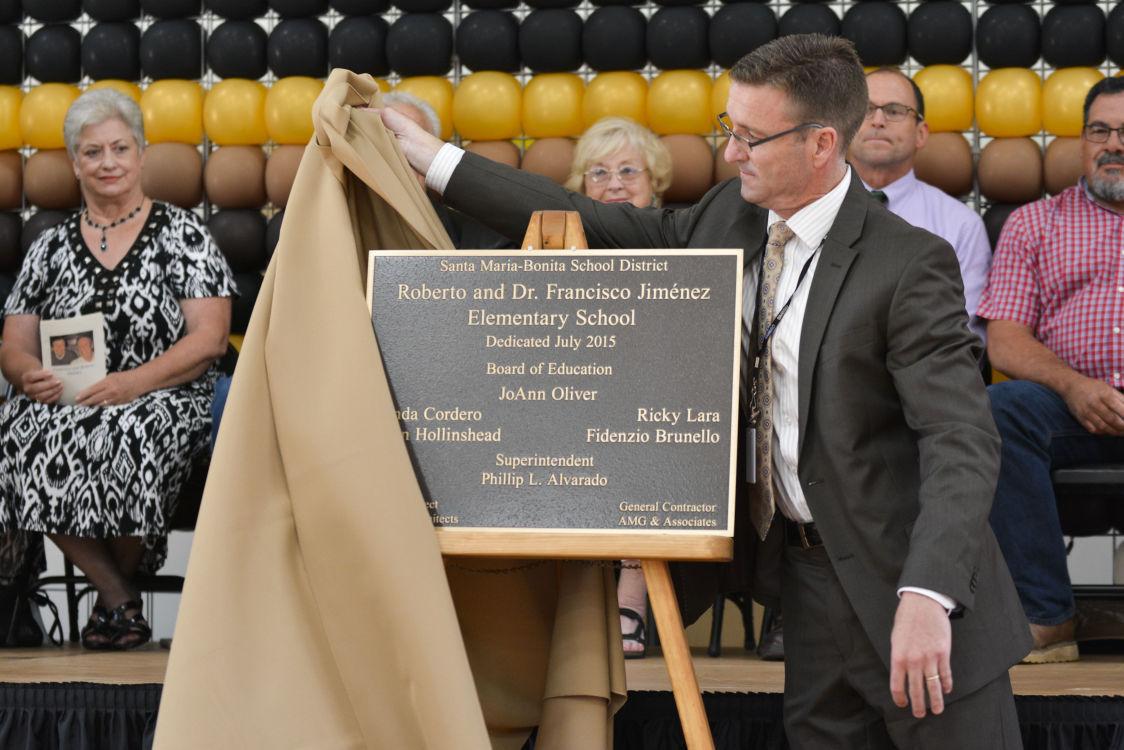 Santa Maria S Newest School Jimenez Elementary Inaugurated News