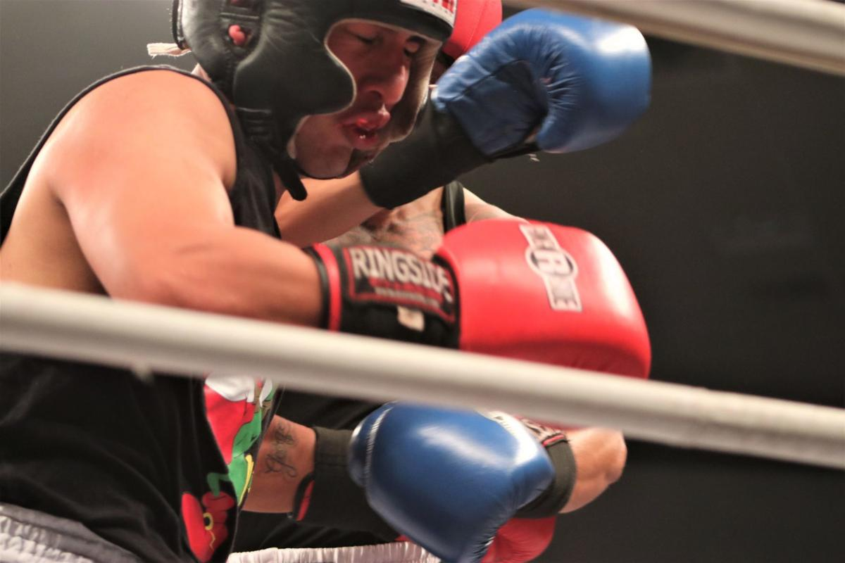 Photos: Amateur fighters open Friday night's WFC boxing at the Chumash Casino