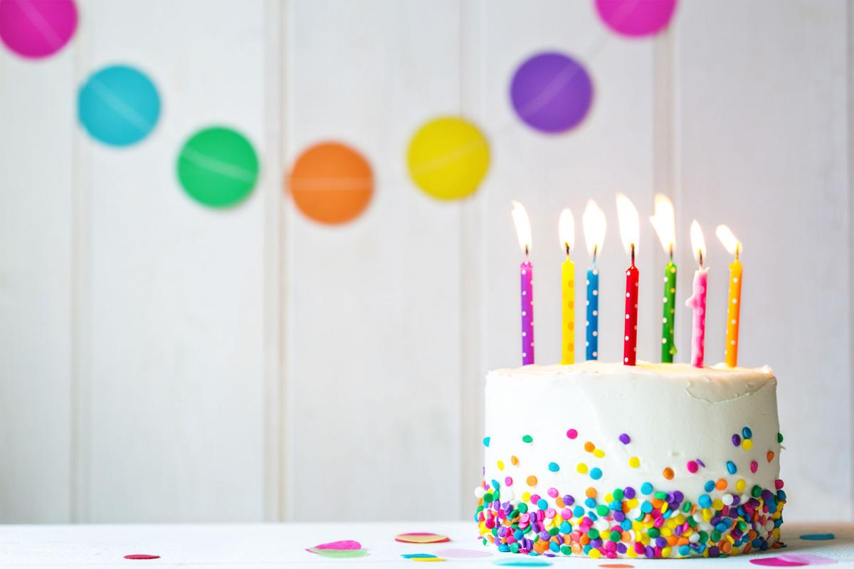 Blowing Out The Candles On Your Birthday Cake You May Wish You Hadn