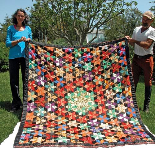 'Quilting Through the Ages' presented at SY museum