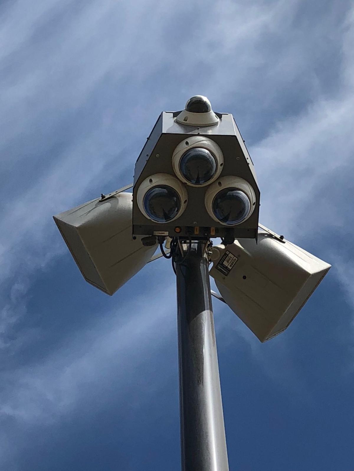 New Santa Maria Police registry of home security cameras to